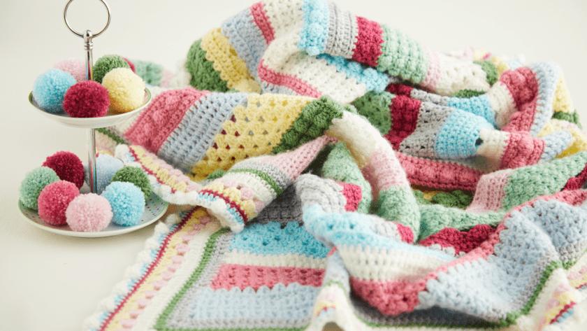 Sirdar Crochet Along Spring 2021